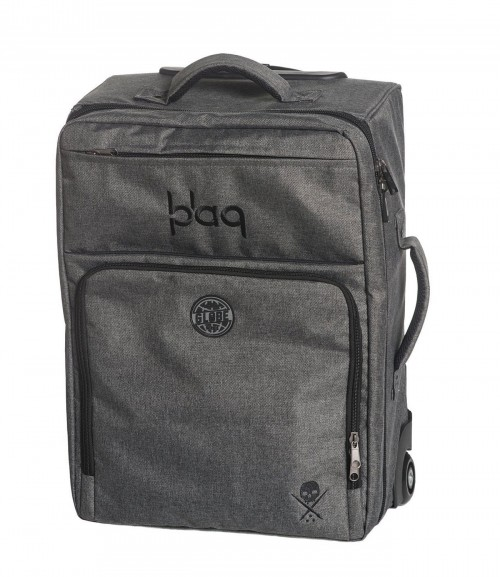 SULLEN Blaq PAQ Travel Bag- Globe Edition