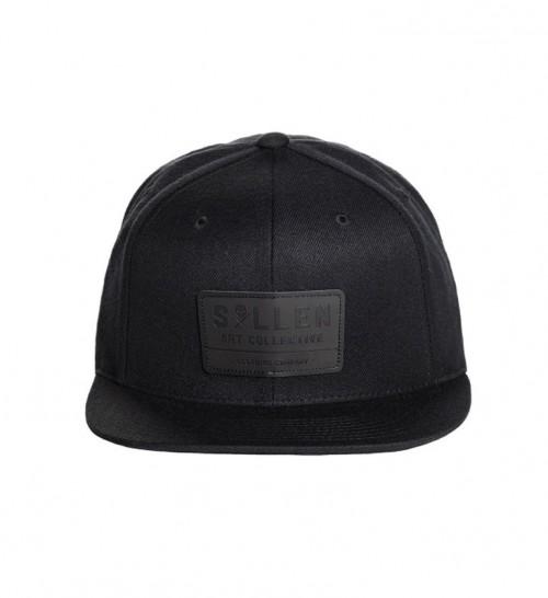 BUIDER SNAPBACK HAT BLACK