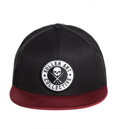 BOH CYPRESS SNAPBACK HAT BLACK
