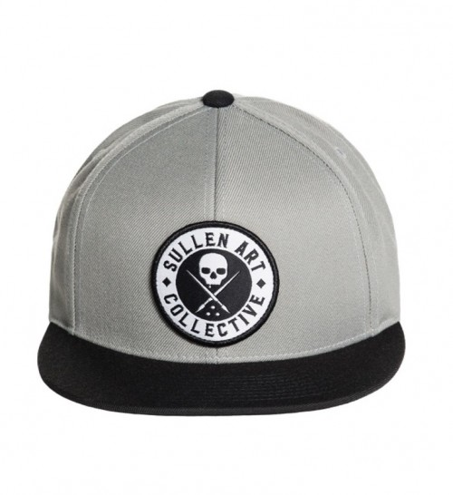 BOH CYPRESS SNAPBACK HAT GREY