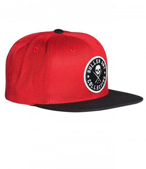 SEAL SNAPBACK RED