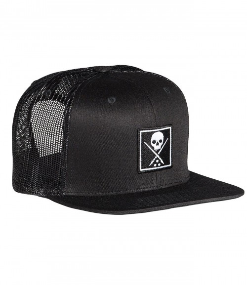 COLLECTIVE SNAPBACK BLACK