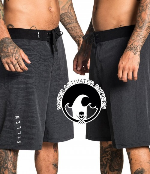 TACTICS HYBRID SHORT GREY